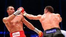 Кличко може да даде реванш на Поветкин в Киев