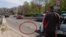 Ад на пътя! Камион уби на място млада жена на пешеходна пътека в Бургас! Шофьорът в шок! (снимки)
