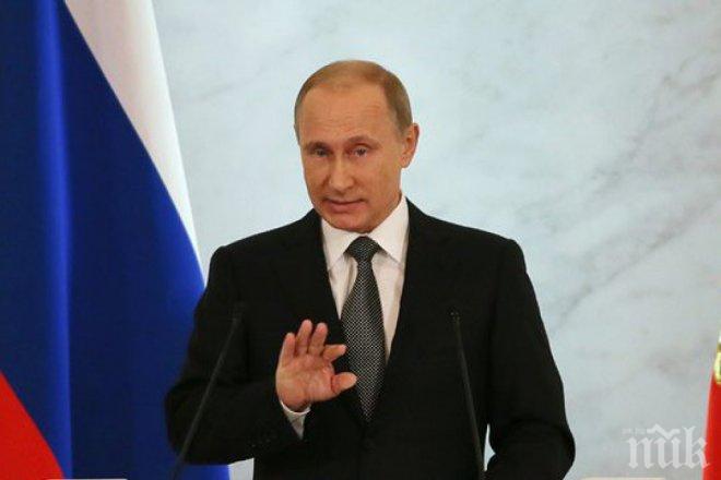 Г-н Путин, не хвърляйте камък срещу България! Не я заливайте с хули и обиди!