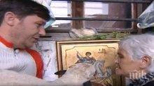 """Стотици християни и мюсюлмани нощуват в манастира """"Св. Георги Победоносец"""" за здраве"""