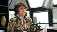 Цензорката Татяна Дончева изпълзя от хралупата си! Бившата депутатка захапа кметове и колеги, но мълчи за клиента си Гриша Ганчев!