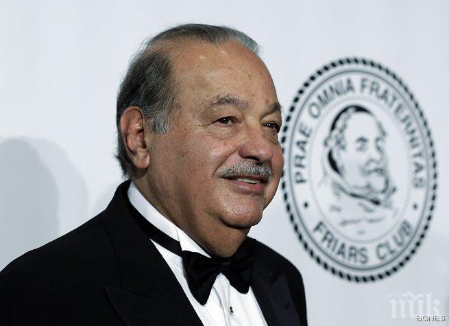 Най-богатият мъж в Латинска Америка в болница с коронавирус