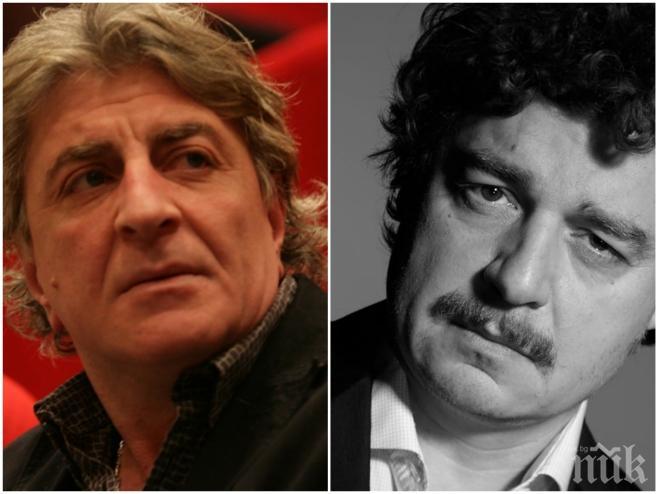 Скандал в Народния театър! Камен Донев напуска заради конфликт с Александър Морфов