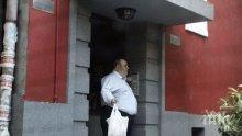 """Само в ПИК и """"Ретро"""": Ето го семейното гнездо на Любо Нейков! За първи път жена му Гинка излиза на светло! (папарашки снимки)"""