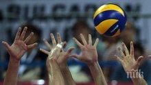 Волейболни национали подкрепят Деня на българския спорт