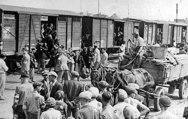 70 г. от края на Холокоста отбелязват днес еврейски организации