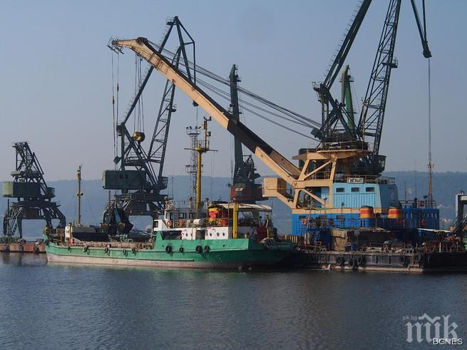 Пристанището във Варна навърши 109 години