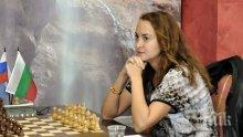 Антоанета Стефанова с победа в шестия кръг на европейското първенство
