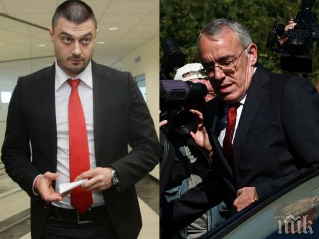Бареков сензационно пред ПИК: Лицето Огнян Донев стана клиент на прокуратурата заради моите разследвания! Плати огромна гаранция, за да не влезе в ареста! Давам го на съд за 300 000 лева за клевета!
