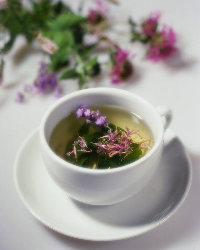 Да се лекуваме с чай