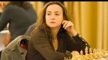 Антоанета Стефанова води в класирането след първия ден на ЕП по ускорен шахмат
