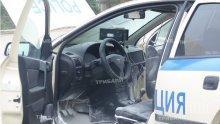Патрулка катастрофира в Хаинбоаз, има ранен полицай