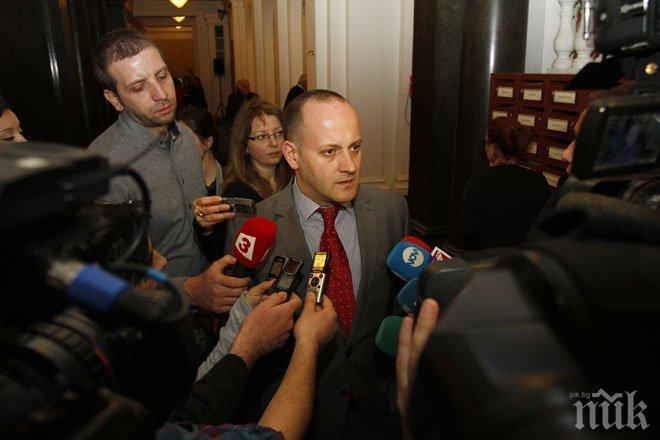 ПЪРВО в ПИК! Нервите на Радан не издържат! Кънев: Ако ще има битки в блока, по-добре да няма блок!