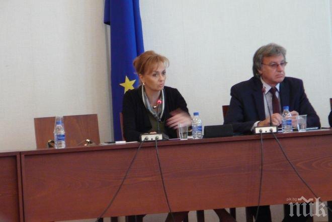 Само в ПИК! Революция - председателят на медийната комисия Поли Карастоянова поиска закон за сайтовете!