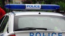 Пиян налетя на полицаи във Враца