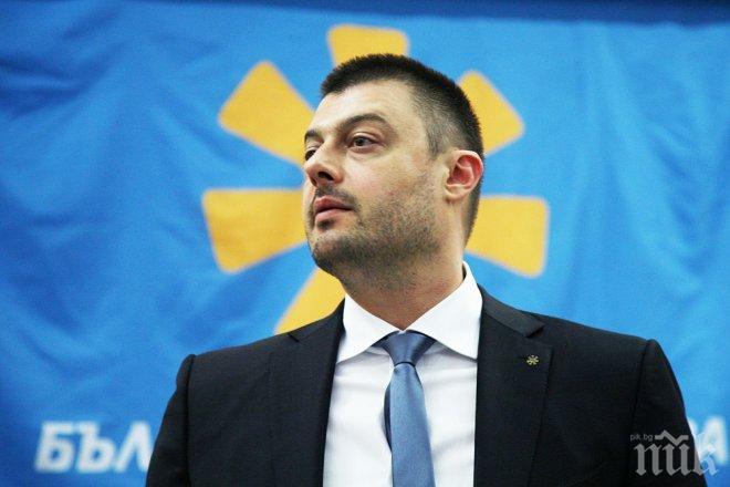 Бареков подкрепи предложения от Плевнелиев референдум