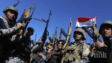 """Армията на Ирак е изтласкала екстремистите от """"Ислямска държава"""" от град Байджи"""