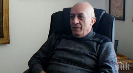 Юрий Асланов: Не трябва да се предопределя колко да бъдат мажоритарно избираните депутати