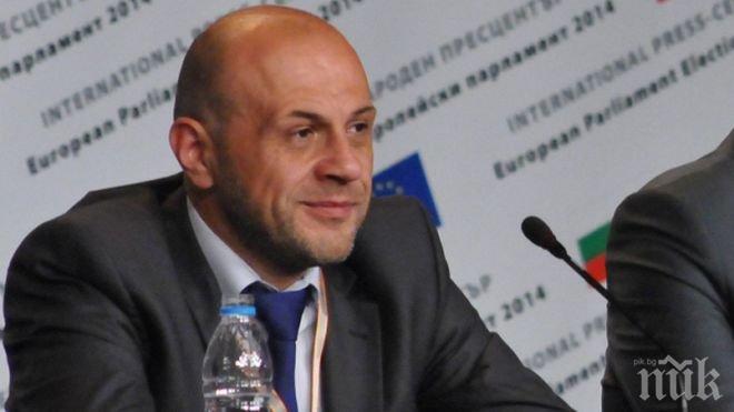 Томислав Дончев: Радан Кънев може да настоява и пита, но трябва да спазва правилата на коалицията