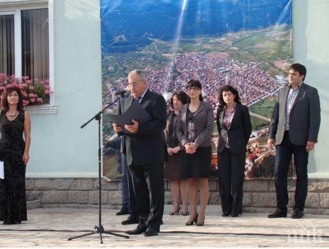 Руски бизнесмен открива модерен комплекс в Добринище
