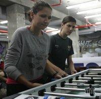 Известни са победителите в първия международен турнир по джаги