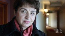 Меглена Плугчиева ексклузивно пред ПИК: Борисов пръв идва на бизнес форум в Швейцария след Тодор Живков. Това е огромно предимство за него