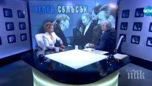 Илиана Беновска помита Сашо Диков със супер предаване! Журналистката поставя истински неудобните въпроси в държавата