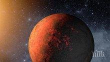 Учени откриха метан в метеорити от Марс