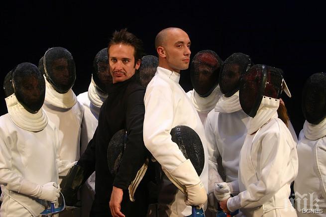 """""""Дон Жуан"""" на Александър Морфов: 150 пъти на сцената"""