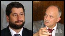 Никола Филчев избухна в ефира на Канал 3: Христо Иванов да закрие Министерството на правосъдието!