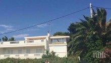 Само в ПИК! Български певец снима в къщата на Джони Деп (снимки)