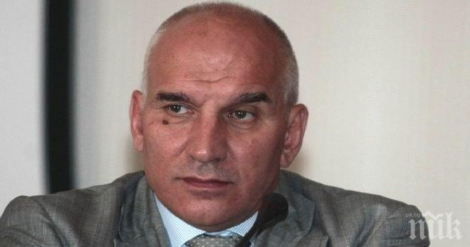 Хампарцумян: Няма как да се счупи еврото, това е розовият сън на Ципрас