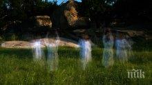 Самодиви правят магии с метли в Старозагорско