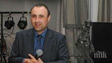 Руслан Мъйнов пожъна нов успех в Русе с руските си песни