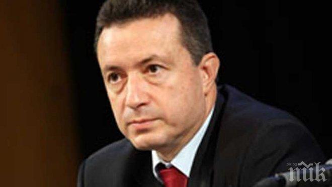 Янаки Стоилов: Разполагането на тежки въоръжения не съдейства за националната ни сигурност