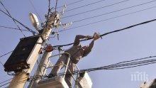 Задържаха нагъл крадец на ток