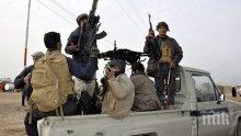 """Иракските сили са прогонили """"Ислямска държава"""" от град Байджи"""