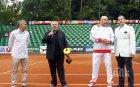 """Спортният министър Красен Кралев откри тенис шоуто на годината """"ПИК мастърс""""!  Шампионите играят с премиера Борисов и Любо Пенев! Глeдайте на живо в ПИК TV!"""