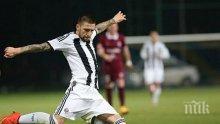 Иван Бандаловски: Валери ще вкара поне 20-25 гола за Партизан през сезона