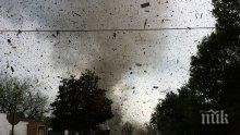 40 000 души в Бразилия са пострадали от наводнения и торнадо