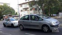 Млад шофьор отнесе пешеходка в Бургас