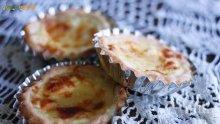 Банички със сирене и стафиди