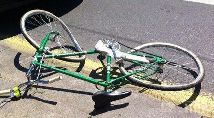 67-годишна бере душа след падане от колело