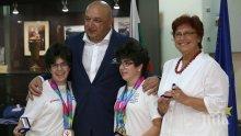 Кралев: Атлетите от Спешъл олимпикс са гордост за нас