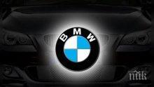 BMW отчете лек спад на тримесечната печалба