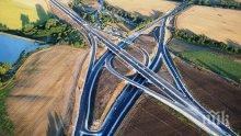 """ПЪРВО в ПИК! Ето го най-големият пътен възел в България - """"Белокопитово""""! Борисов го показа! Инвестицията е за 66 млн. лева!"""
