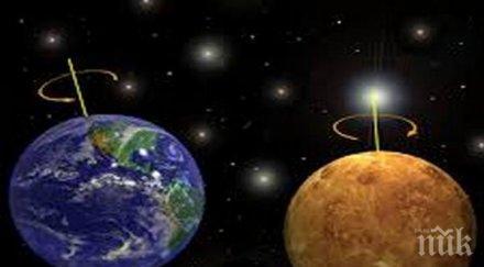 Ретроградната Венера слага вето на браковете