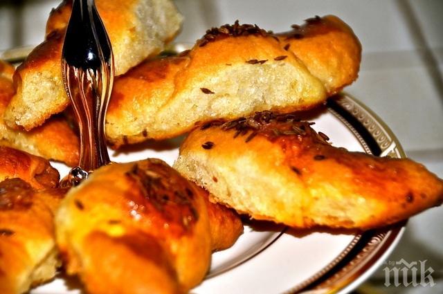 Домашни хлебчета