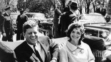 ЦРУ ликвидирало Кенеди заради извънземните?!