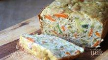 Зеленчуков хляб